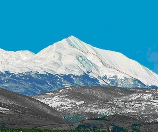 treck za Ljuboten vrh