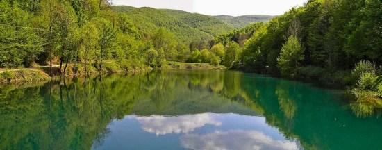 Jezero na Grzi