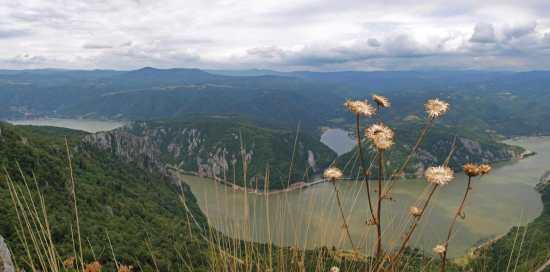 Pogled na Dunav sa Malog Štrpca