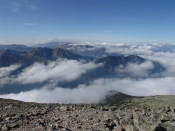 Pogled sa najvišeg vrha Bugarske i Balkana