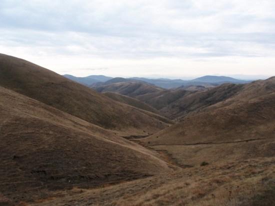 Povratak planinara kanjanom Bojatinske reke