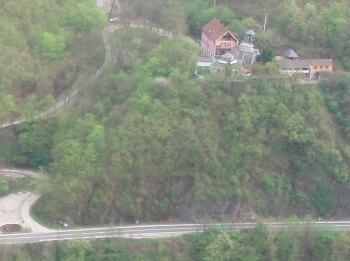 Prvi manastir na koji nailazim je manastir Preobrazenje