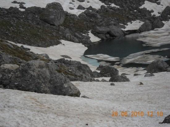Zeleni Vir jezero ,odakle smo se snabdevali vodom