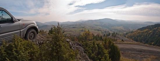 Panorama Bzovika