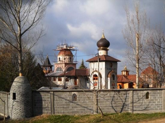 Manastir Pokrova Presvete Bogorodice