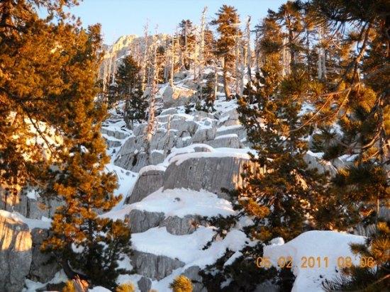Zimski pejsaž Maganika