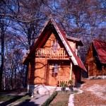 Beli Kamen - bungalovi