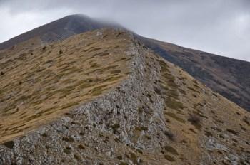 Bel Kamen - juzni greben