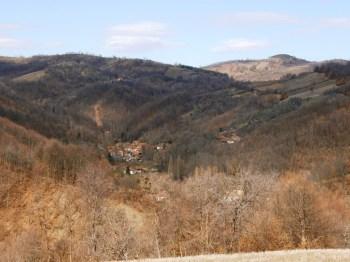 Pogled na selo Nadrlje