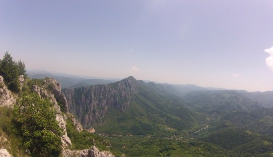 Greben planina sa Vlaske