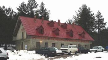 Planinarski dom Studeno