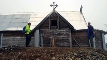 Drvena crkva na Đurkovcu