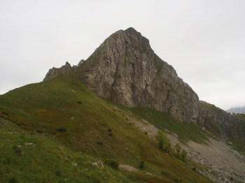 Vrh Ljeljen (1766 m.n.v.)