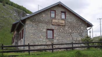 Planinarski dom u Tušilu