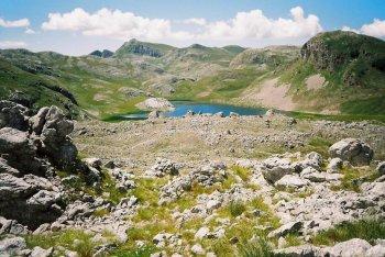 Kotlaničko jezero