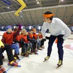 schaatstrainer