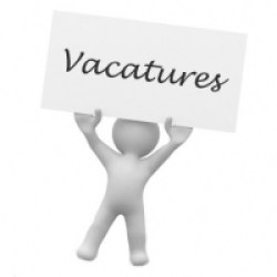 Vacatures-poppetje