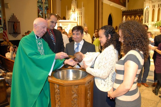 October 2012 Baptisms Set New Record