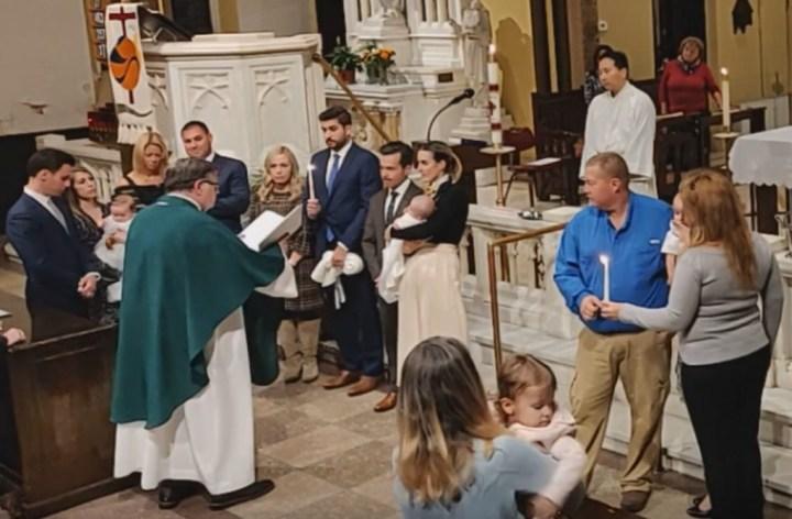 October Baptisms