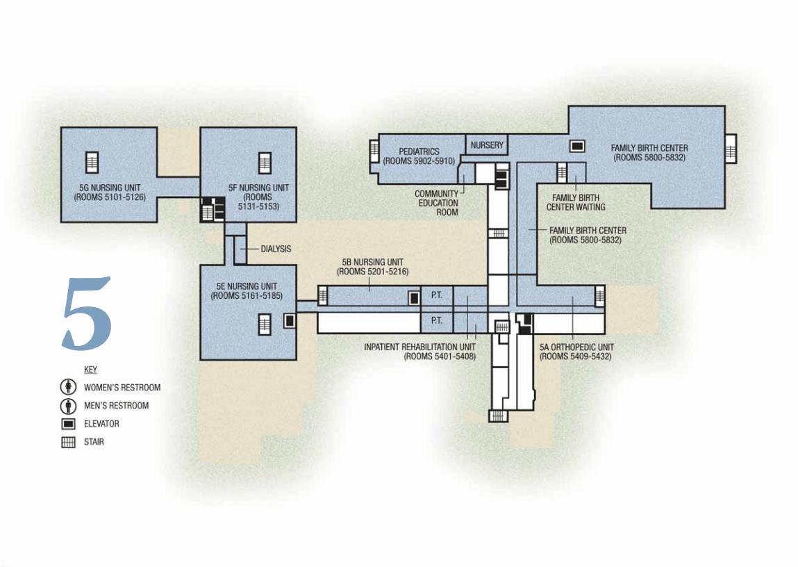 hight resolution of floor 5