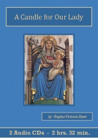 A Candle For Our Lady Catholic Children's Audiobook CD Set - St. Clare Audio