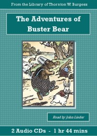 Adventures of Buster Bear - St. Clare Audio