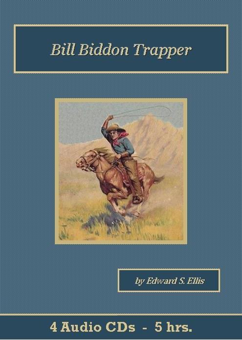 Bill Biddon Trapper Audiobook CD Set - St. Clare Audio