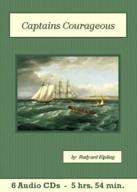 Captains Courageous - St. Clare Audio