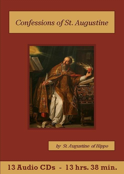 Confessions of St. Augustine - St. Clare Audio