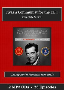 I was a Communist for the FBI MP3 - St. Clare Audio