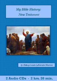 My Bible History New Testament - St. Clare Audio