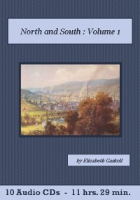 North and South Audiobook - 2 Volume CD Set - St. Clare Audio