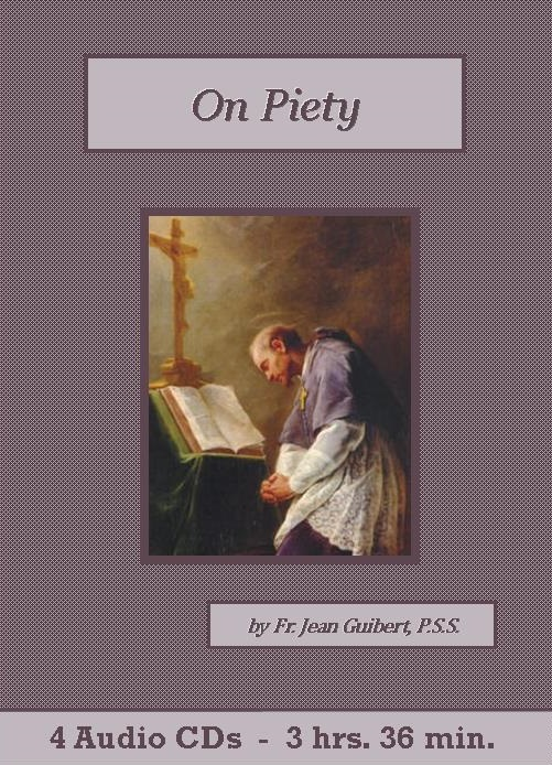 On Piety - St. Clare Audio