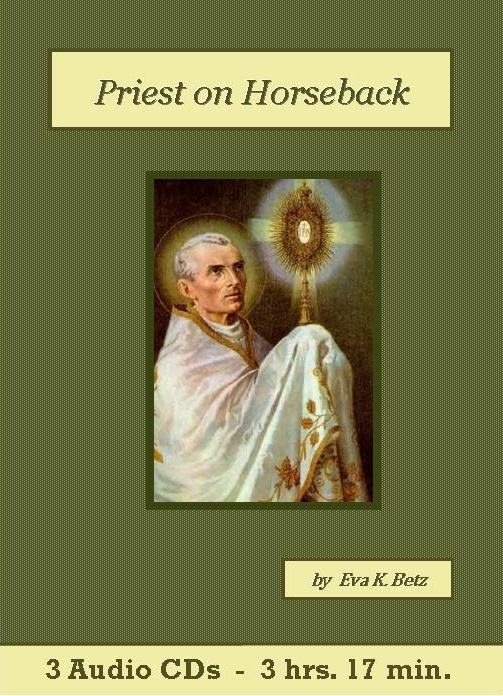 Priest on Horseback - St. Clare Audio