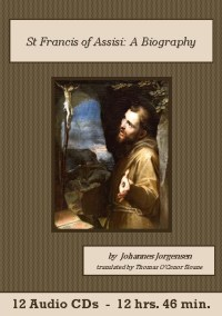 Saint Francis of Assisi: A Biography Catholic Audiobook CD Set - St. Clare Heirloom Seeds