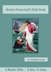 Stories From God's Holy Book Catholic Childrens Audiobook CD Set - St. Clare Audio