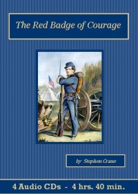 Red Badge of Courage Audiobook CD Set, The - St. Clare Audio