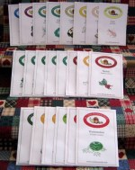 Small Family Vegetable Garden Seed Collection - St. Clare Heirloom Seeds