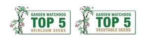 Daves Garden Top 5 Heirloom and Vegetable Seeds - St. Clare Heirloom Seeds