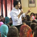 Mohammad at Beacon Light Academy School