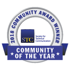 STC 2018 Community of the Year Award