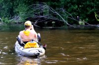 St. Croix kayaking