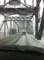 Stillwater bridge, Elizabeth Minder