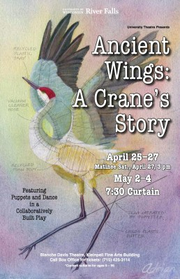 Ancient Wings: A Crane's Story