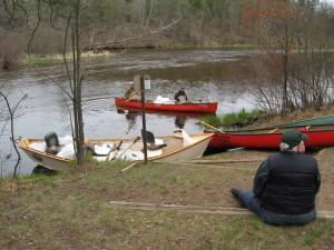 2012 Namekagon River clean-up
