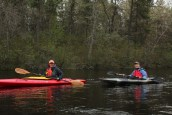 Deb and Tracy, half of St. Croix River Association's staff
