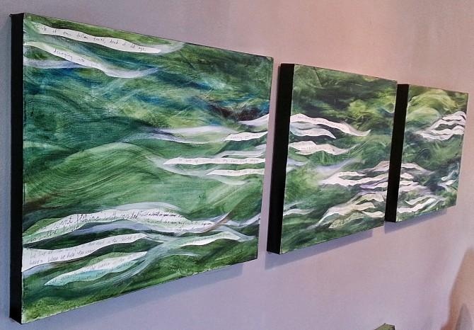 Paintings by Susan Armington