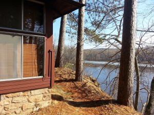 The James Taylor Dunn Pine Needles Cabin