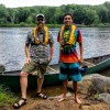 River Bum Blog: Three Hours, Two Countries, One Canoe