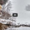 VIDEO: Running Water, Falling Snow